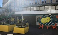 Sustainable outdoor furniture by Vestre and Loll Design Design Studio London, Slow Design, Design Movements, Circular Economy, Graphic Design Studios, Courtyards, Sustainable Design, Innovation Design, Service Design