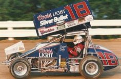 Doug wolfgang doug wolfgang pinterest sprint cars for Dirt track race car paint schemes