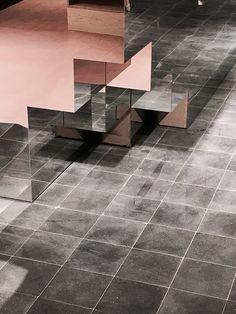 370 Oberpollinger Munich - Pierre Jorge Gonzalez / Judith Haase / Atelier Architecture Scenography