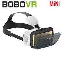 49de3120d97 Google Cardboard Helmet BOBOVR Z4 Mini 3D Smart Glasses VR Headset 3D  Private Home Theater for