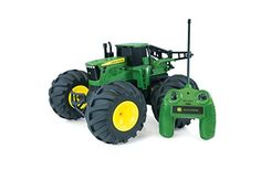 Hobby RC Trucks - Ertl John Deere Monster Treads Remote Control Tractor * You can find out more details at the link of the image.