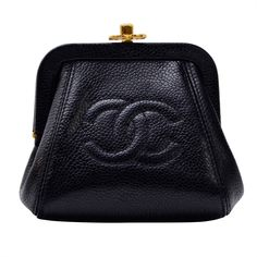 Chanel '97 Collectors Mini Clutch | From a collection of rare vintage handbags and purses at http://www.1stdibs.com/fashion/accessories/handbags-purses/