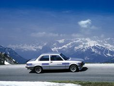 BMW E21 - Alpina B62.8