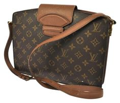 Louis Vuitton Messenger Cross Body Sr0946 Brown Monogram Messenger Bag. Get one of the hottest styles of the season! The Louis Vuitton Messenger Cross Body Sr0946 Brown Monogram Messenger Bag is a top 10 member favorite on Tradesy. Save on yours before they're sold out!