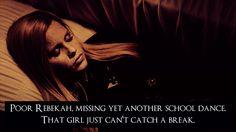 Rebekah - The Vampire Diaries - TVD