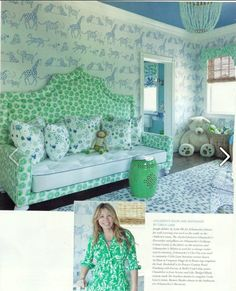 Children's Rooms by Carla Lane