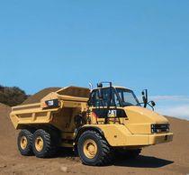 Articulated dump truck / diesel / all-terrain