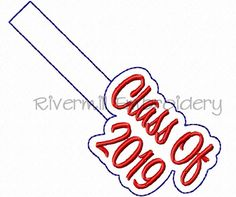 Items similar to Class of 2018 In The Hoop Snap Tab Key Fob Machine Embroidery Design on Etsy Creative Embroidery, Applique Embroidery Designs, Free Machine Embroidery Designs, Embroidery Fonts, Embroidery Ideas, Tab Key, Monogram Alphabet, Class Of 2019, Key Fobs