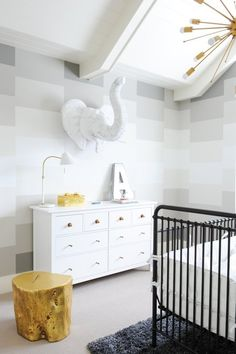 An Airy Modern Vancouver Nursery — Professional Project | Apartment Therapy