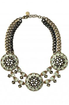 Estate Bib necklace. $198.
