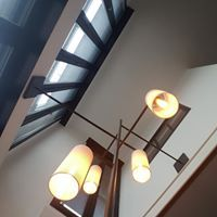 Création design d'un luminaire PANTIN.