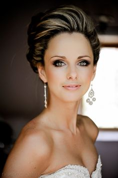 Cape Town Wedding Photographer showing images of brides on their wedding day. Bridal Hair And Makeup, Wedding Makeup, Hair Makeup, Makeup Photography, Bridal Photography, Eyes Lips Face, Hair Brained, Hair And Makeup Artist, Portfolio