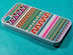 Iphone Case - Aztec Iphone 4 Case