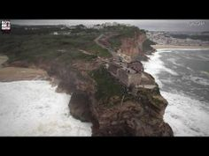 Portugal's big wave spot, Nazare