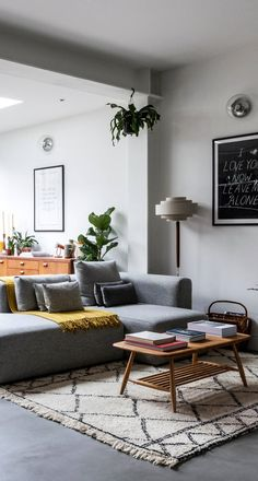 30 Best Industrial Living Rooms images in 2020 Our Favorite industrial living room lighting you'll l Next Living Room, Small Living Room Layout, Fresh Living Room, Living Room Themes, Tiny Living Rooms, Casual Living Rooms, Living Room Styles, Living Room Images, Living Room On A Budget