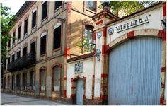 La Plataforma Salvemos Averly (#Zaragoza) recuerda a la Comisión de Urbanismo que la antigua fábrica es patrimonio histórico #patrimonioindustrial
