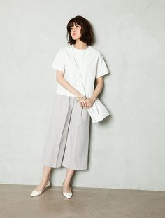 【2015S/S】イージーガウチョパンツ - fifth(フィフス) - ファッション通販fifth(フィフス)