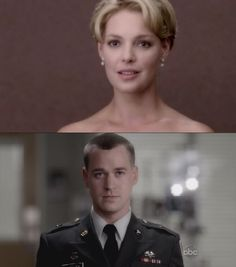 Grey's Anatomy season 5 finale, Izzie Stevens (Katherine Heigl) and George O'Malley (T.R Knight) *WAAAHHHHHHHH, cried SO hard*