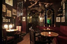 A Parodia: One of Lisbon's oldest bars... and one of the most quirky too! <3