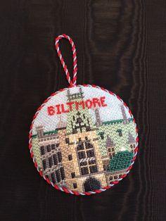 Biltmore Ornament