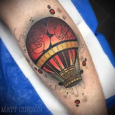 Matt Curzon Tattoos 005