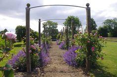 Nicholsons Garden Design - From Plain Lawns to Stunning Garden Obelisks, Garden Trellis, Lawns, Arbors, Dream Garden, Portfolio Design, My Dream, Garden Design, Restoration