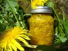 Healthy Style, Alternative Medicine, Mason Jars, Recipes, Food, Syrup, Balcony, Recipies, Essen