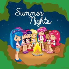 Summer nights are the best!