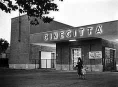 Cinecittà - Roma- Anni The roots of Cinema. Cinema Movies, Film Movie, Asa Nisi Masa, Fellini Films, Anna Magnani, All About Italy, Luchino Visconti, Marcello Mastroianni, As Roma