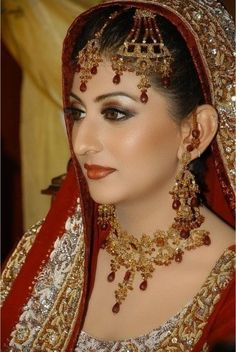 Indian Bridal Red  Posted by Soma Sengupta