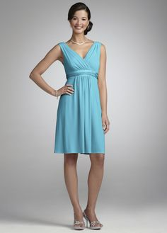 Bridesmaid dress #1