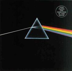 Pink Floyd – Dark Side of the Moon 1973 - #Album #CD #Cover