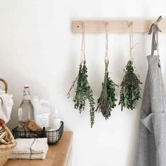 80 Incredible Hanging Rack Kitchen Decor Ideas – Home Design