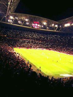 #Galatasaray Turk Telekom Arena