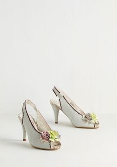Poetic Licence Song and Romance Heel in Stone