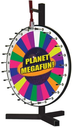 wheel of fortune board template - slot round tabletop prize wheel free template diy design