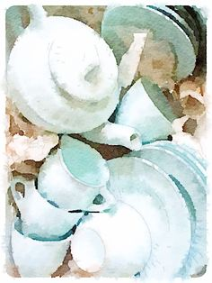 Painted in #Waterlogue