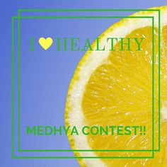 """Brighten your day with a lemony morning!! Believed to help flush the #toxins out of your system promote #metabolism and support #digestive system; early morning consumption of lemon water has been prescribed in Ayurveda and multiple natural medicinal systems! . Enter Medhya's """"I LOVE HEALTHY"""" contest to learn more about your health upkeep and win monthly supply of Medhya super nutritious bites! Here's what you need to do:  1: Follow @medhyaherbals on Instagram and Facebook   2: Post a selfie…"""