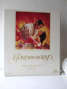Gone With the Wind Boxed VHS Set by LolaandRettsdelight on Etsy, $20.00