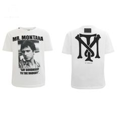 BOYS - MR. MONTANA TEE WHITE Available in White and Black http://bit.ly/1GSqcT3
