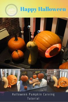 To Carve a Halloween Pumpkin A Kids Friendly Video Tutorial Click Through for Free Video Tutorial Halloween Holiday and Event DIY Project Ideas and Tutorials Diy Craft Projects, Projects For Kids, Diy For Kids, Crafts For Kids, Halloween Tutorial, Halloween Diy, Craft Day, Do It Yourself Home, Easy Diy