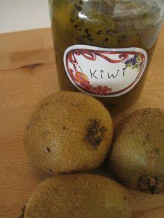 Doce de kiwi