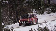 Rallye Monte Carlo Historique 2015 mistakes Mini Cooper