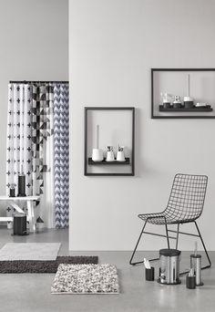 Modern Industrial - nieuwe bathroom fashion collectie voor 2017!