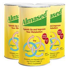 Almased All Natural Diet Shake - 17.6 oz.
