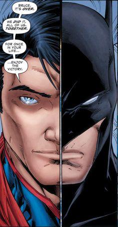 Clark/Bruce Superman/Batman (Batman - Superman #07)