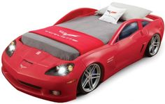 #Corvette Bed
