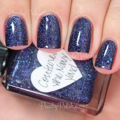 Brand: Lynnderella // Collection: Fall in Love With New York (2014) // Color: Couture at the Navy Yard // Blog: Peachy Polish