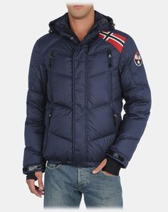 Down jacket Men - Coats & jackets Men on Napapijri Online Store