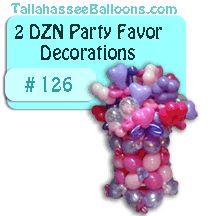 quicklinks balloon flower basket party favors